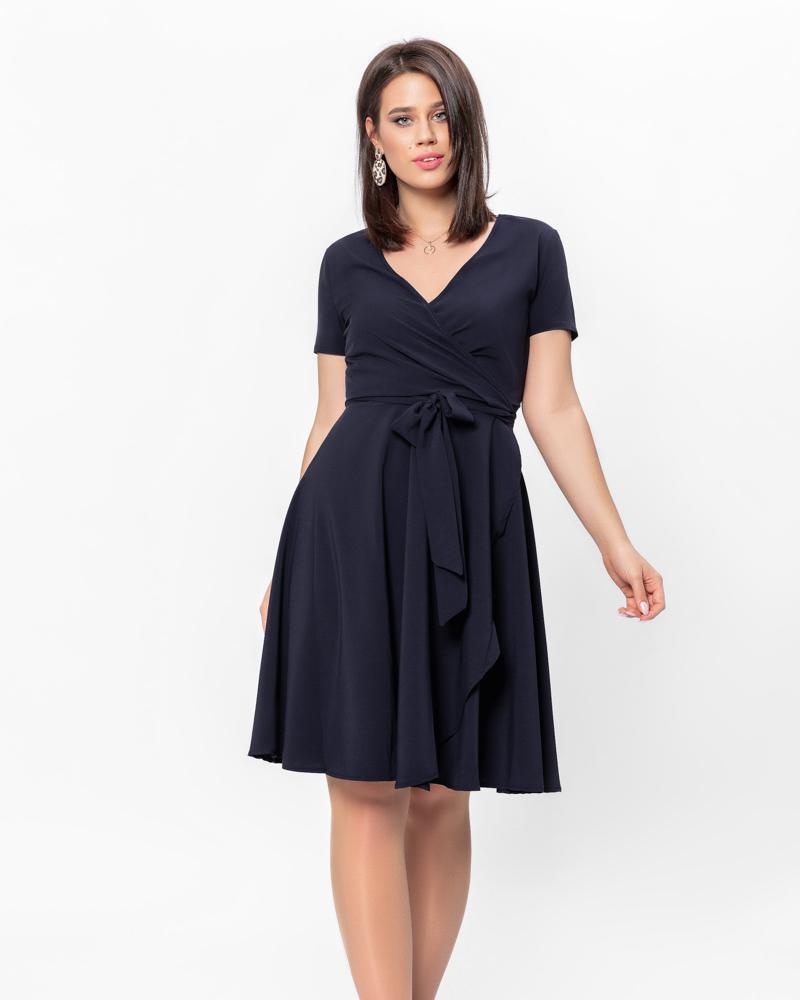 Летнее платье на запáх