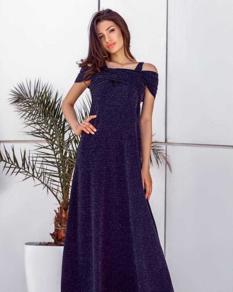 Платье с мерцающим эффектом фото