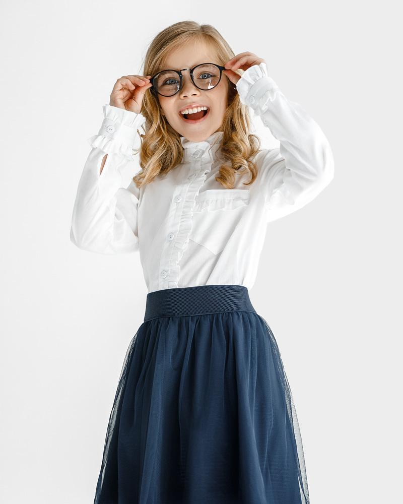 Расклешенная юбка-полусолнце фото