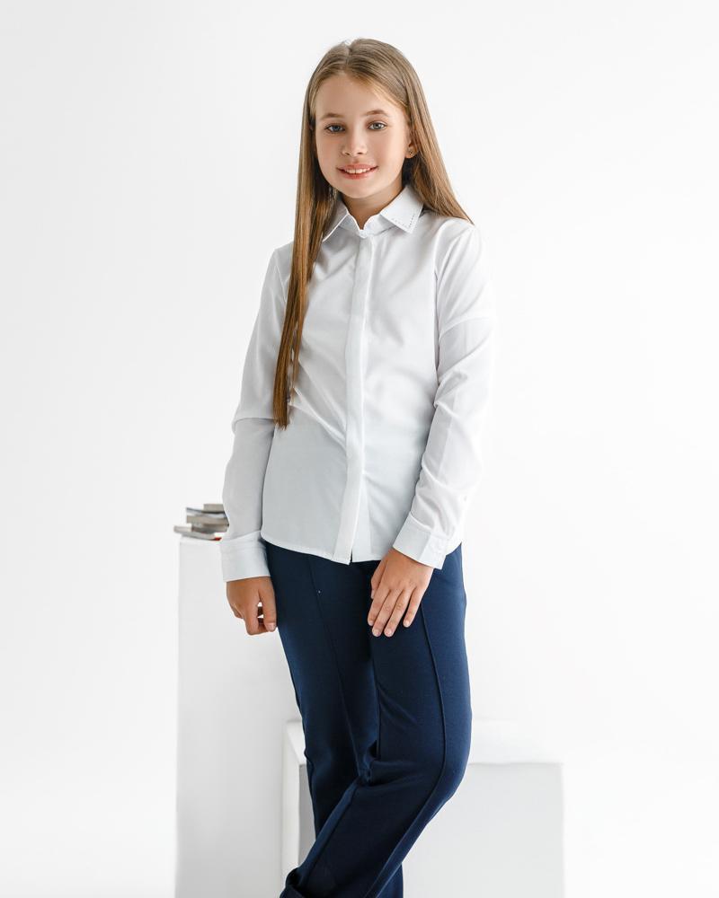 Классические детские брюки фото
