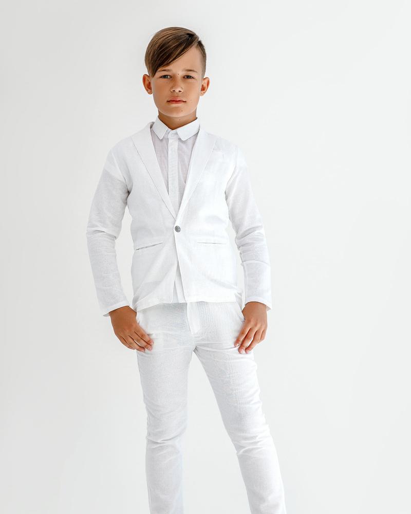 Классический детский костюм фото