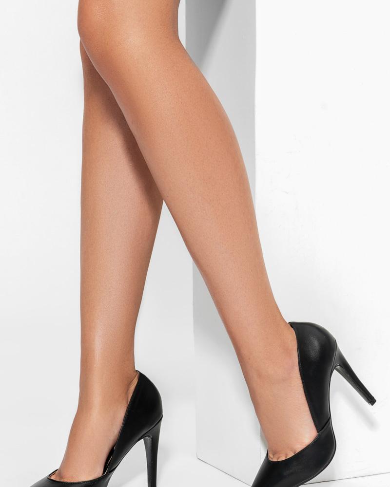 Купить Obuv_tufli, Кожаные туфли на каблуке, Gepur