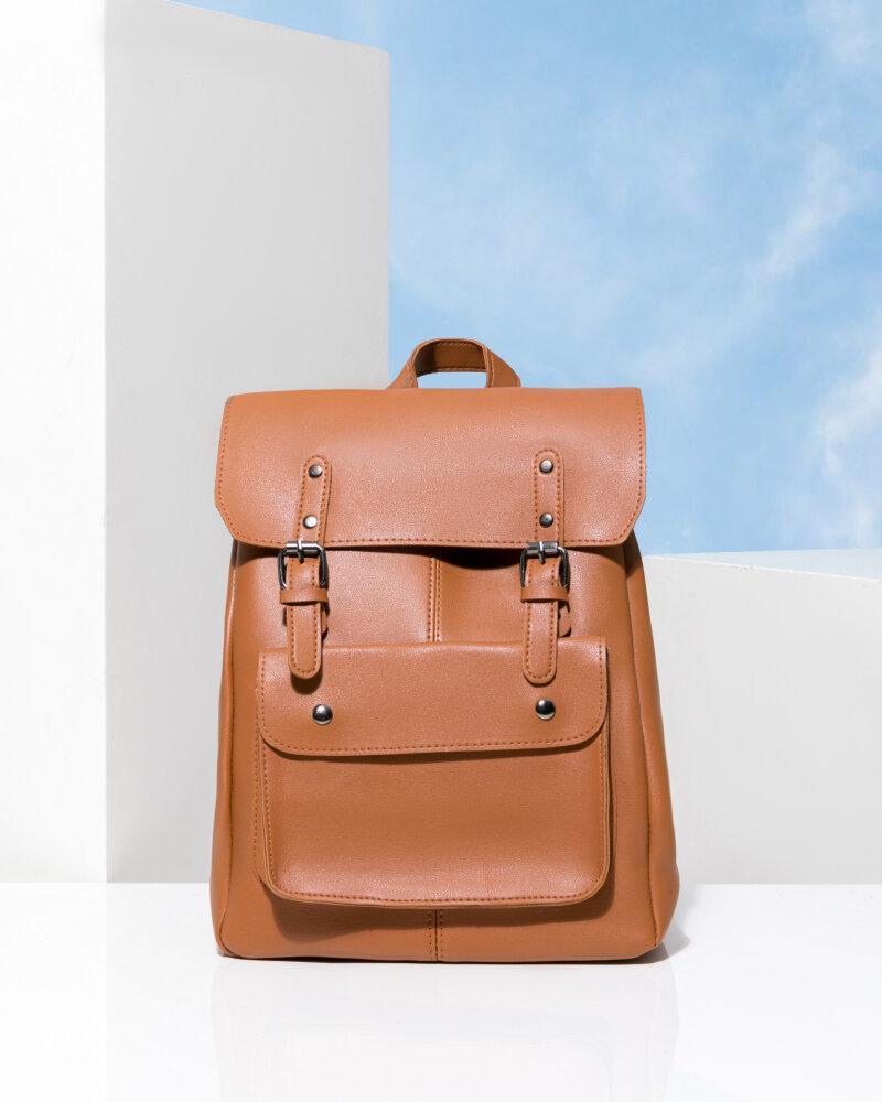 Рюкзак цвета кэмел фото