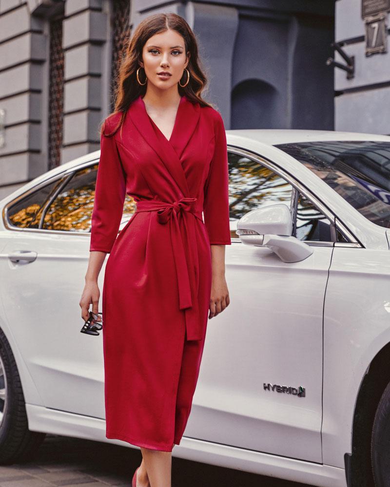 Купить Platya_platya-bolshih-razmerov, Платье в деловом стиле, Gepur