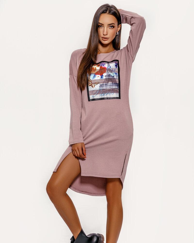 Купить Platya_platya-bolshih-razmerov, Платье в спортивном стиле, Gepur