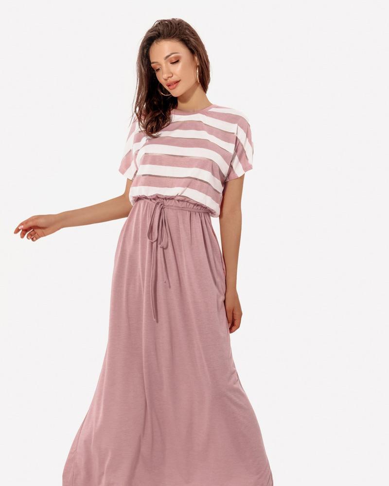 Купить Platya_platya-bolshih-razmerov, Повседневное платье-макси, Gepur