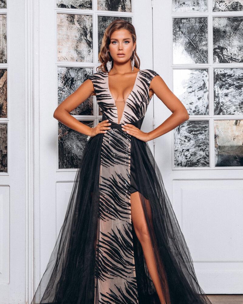 Роскошное вечернее платье фото
