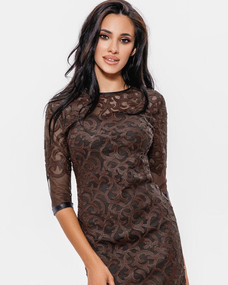 Платье прямого кроя фото
