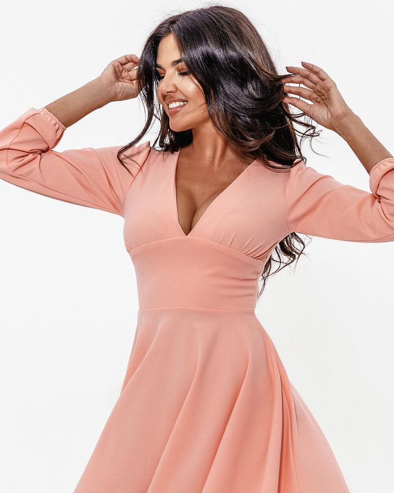 Нежное короткое платье фото