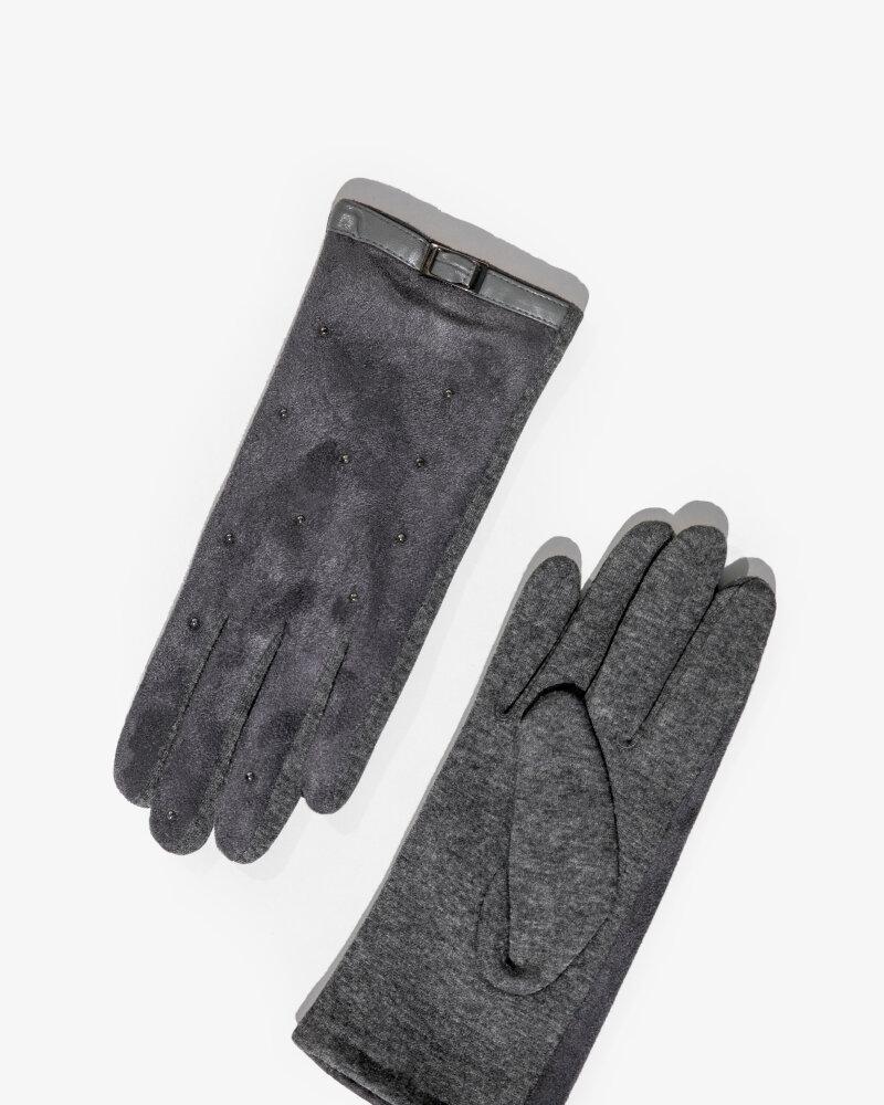 Комбинированные демисезонные перчатки