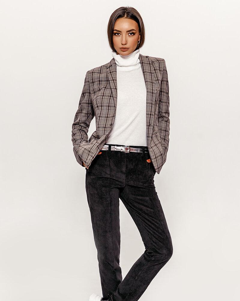 Вельветовые черные брюки фото