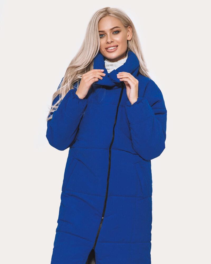 Купить Verhnyaya-odezhda_kurtki_kurtki-na-sintepone, Удлиненная стильная куртка, Gepur
