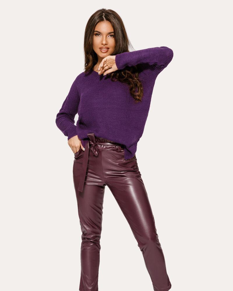 Купить Bryuki-leggensy-shorty_bryuki-leggensy-shorty-bolshie-razmery, Кожаные стильные брюки, Gepur