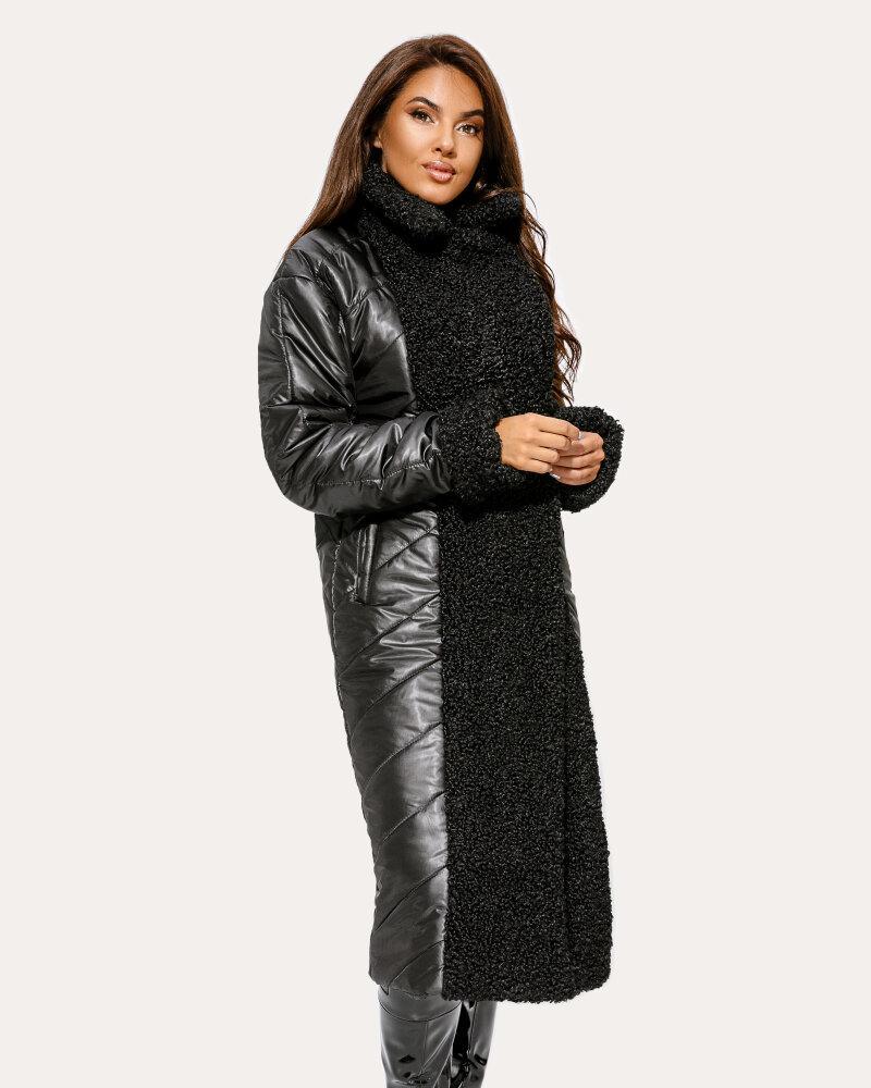 Купить Verhnyaya-odezhda_kurtki_kurtki-na-sintepone, Стеганая удлиненная куртка, Gepur