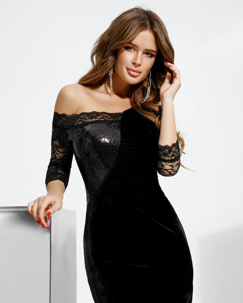 Короткое ажурное платье фото