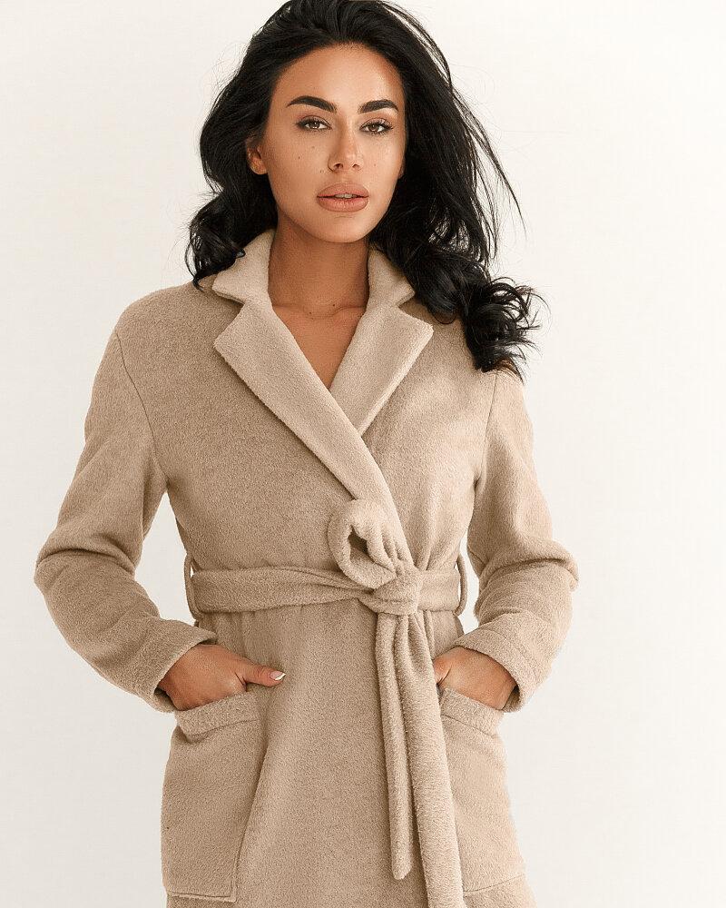 Класичне вкорочене пальто от Gepur