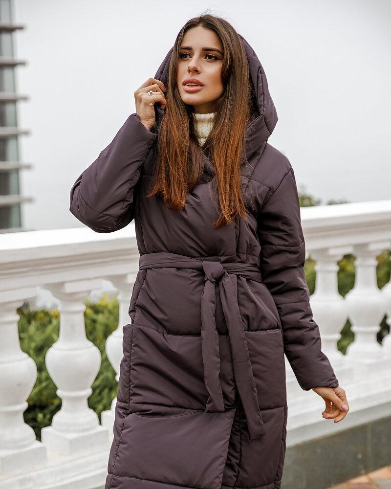 Купить Verhnyaya-odezhda_kurtki_kurtki-na-sintepone, Удлиненная теплая куртка, Gepur