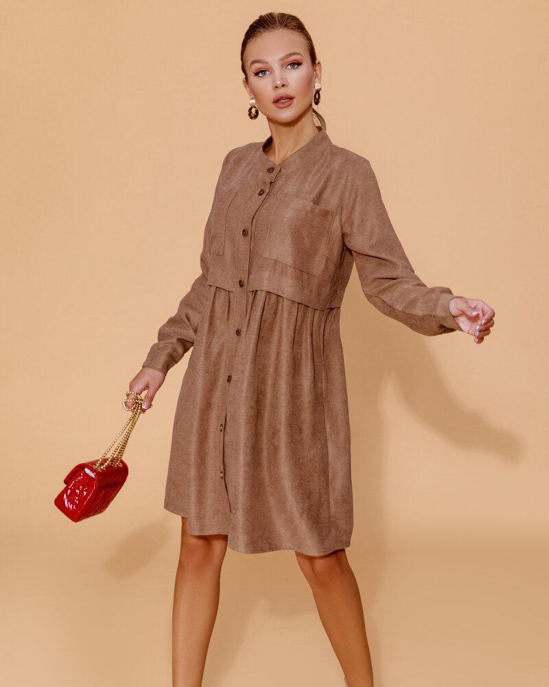 Купить Platya_platya-bolshih-razmerov, Платье в стиле oversize, Gepur