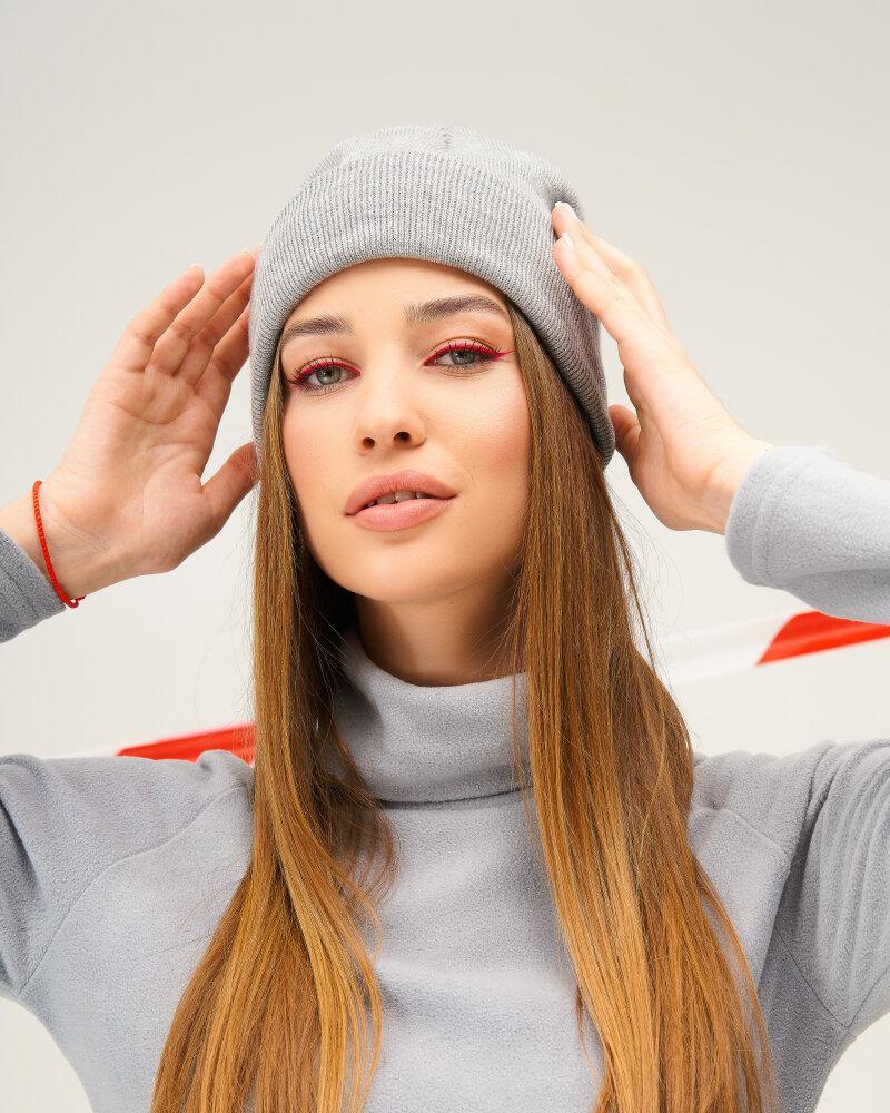 Серая шапка-бини от Gepur