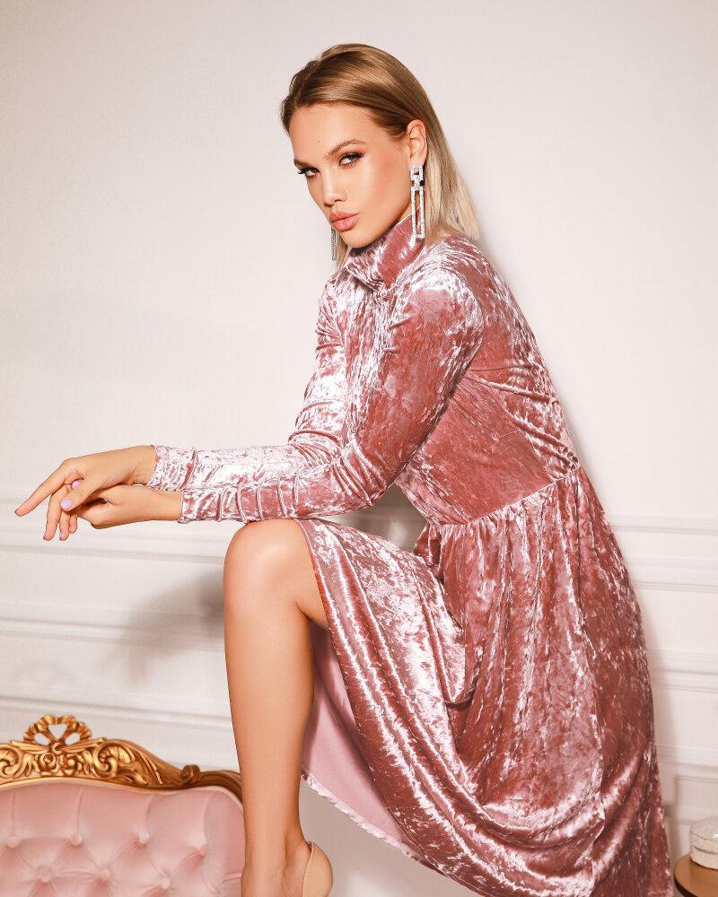 Бархатное платье-миди Gepur thumbnail