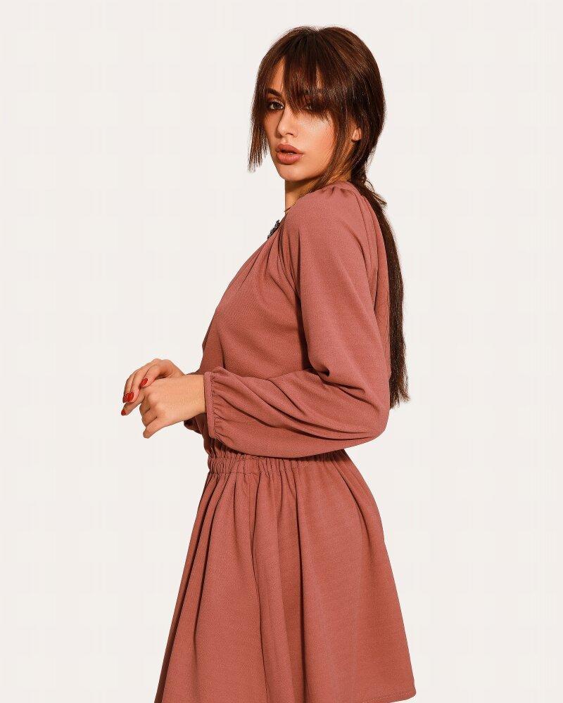 Короткое женственное платье фото