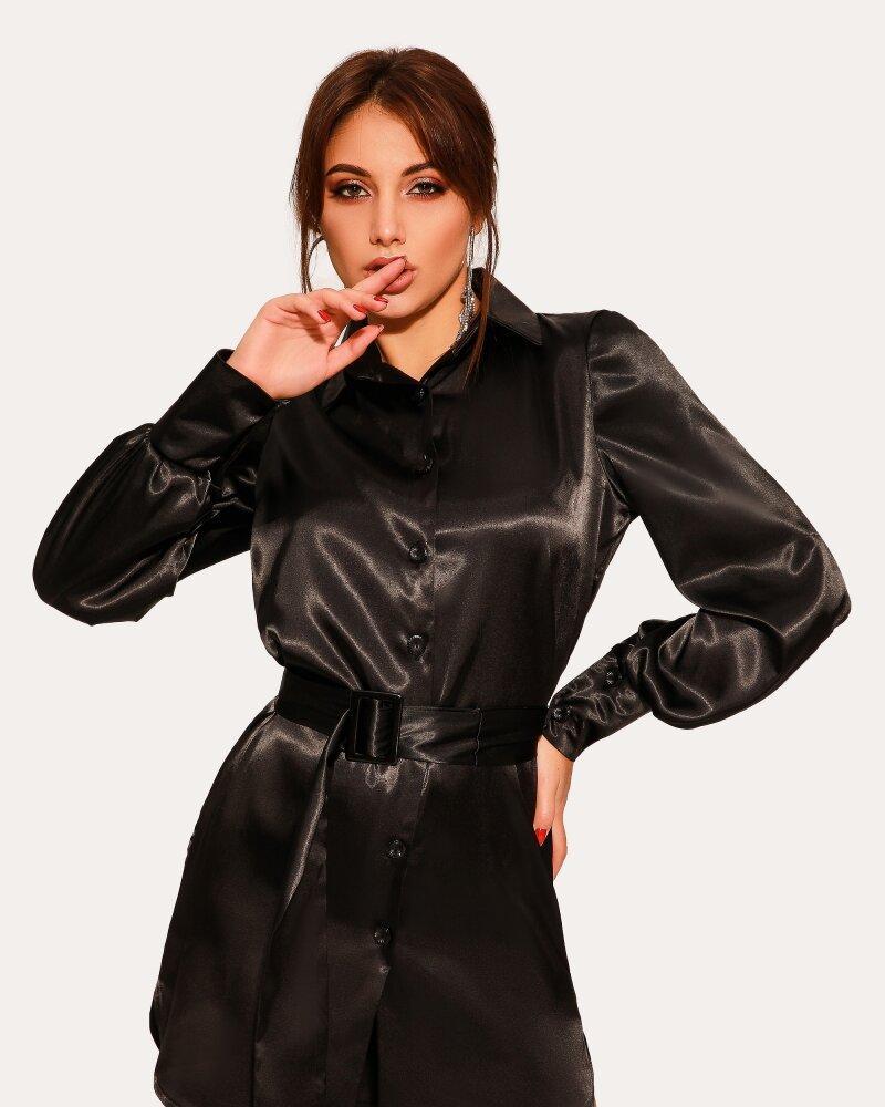 Купить Platya_platya-midi, Лаконичное платье-рубашка, Gepur