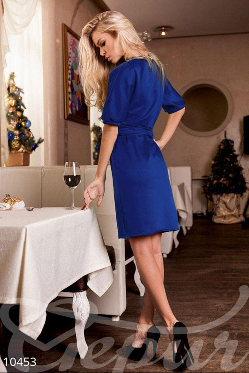 0b3fdeadd5d Платье Собчак электрик - купить оптом и в розницу