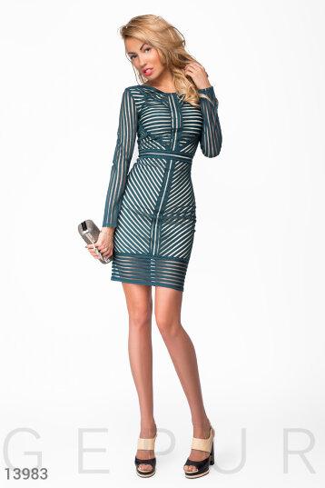9ed12f276bc Купить вечерние платья зеленого цвета по низкой цене в Украине и ...