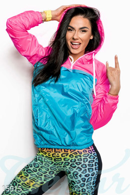 Windbreaker with lining photo 1