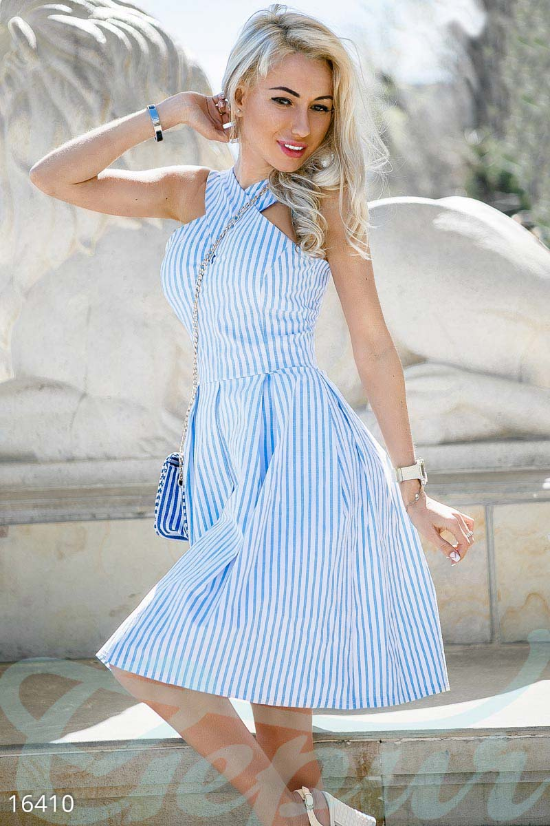 035ea85bf90 Изящное летнее платье - купить оптом и в розницу