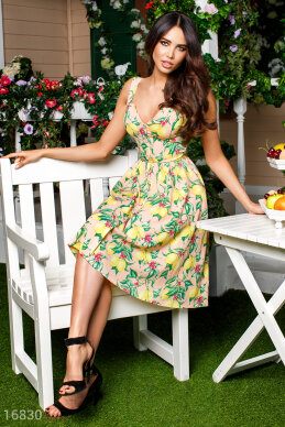 Cute summer sundress photo 1