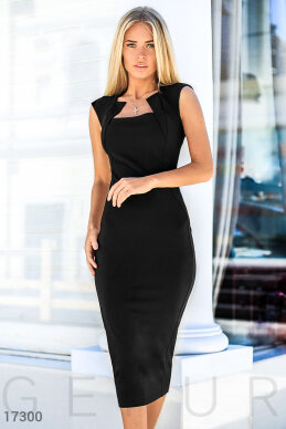 Bodycon sheath dress photo 1