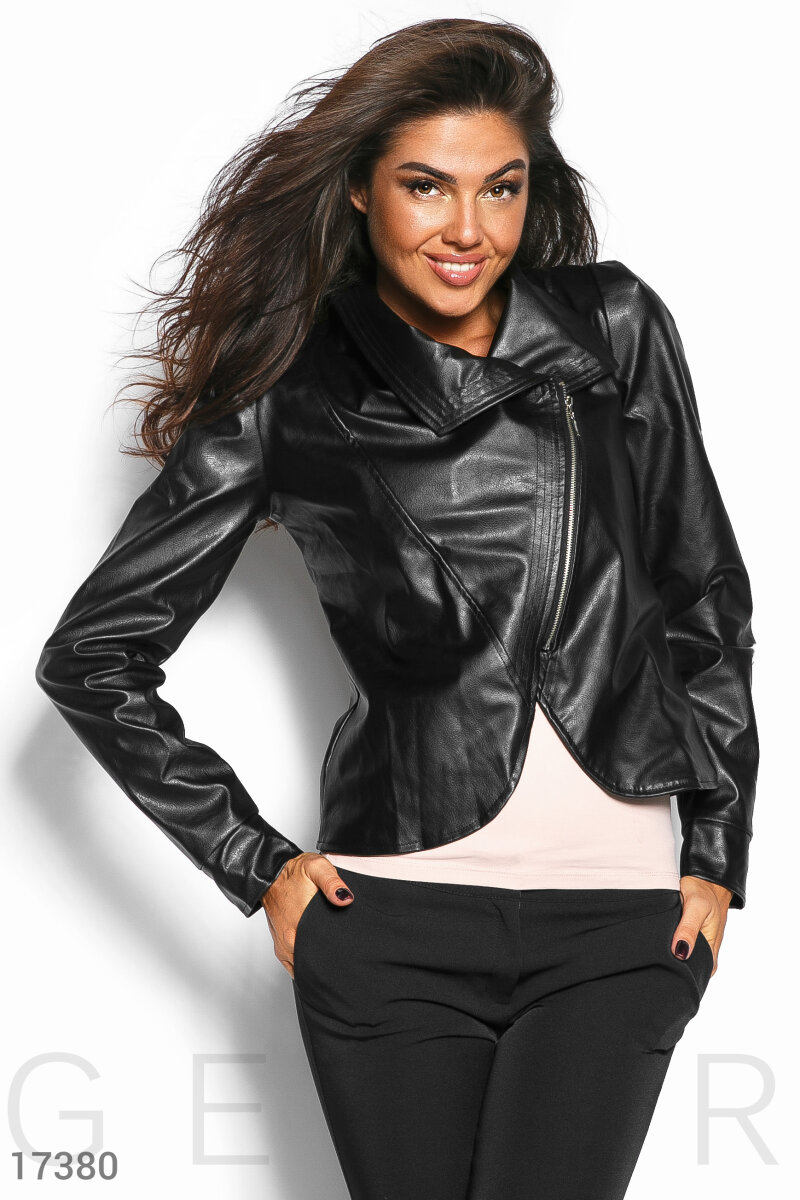 Stylish jacket Black 17380