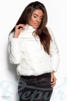 Demi quilted jacket photo 1