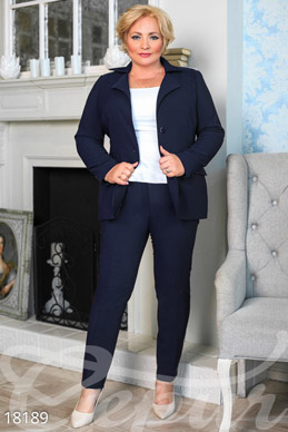 Strict Trouser suit photo 1