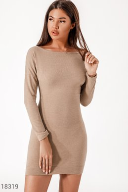 Warm aroroy dress photo 1