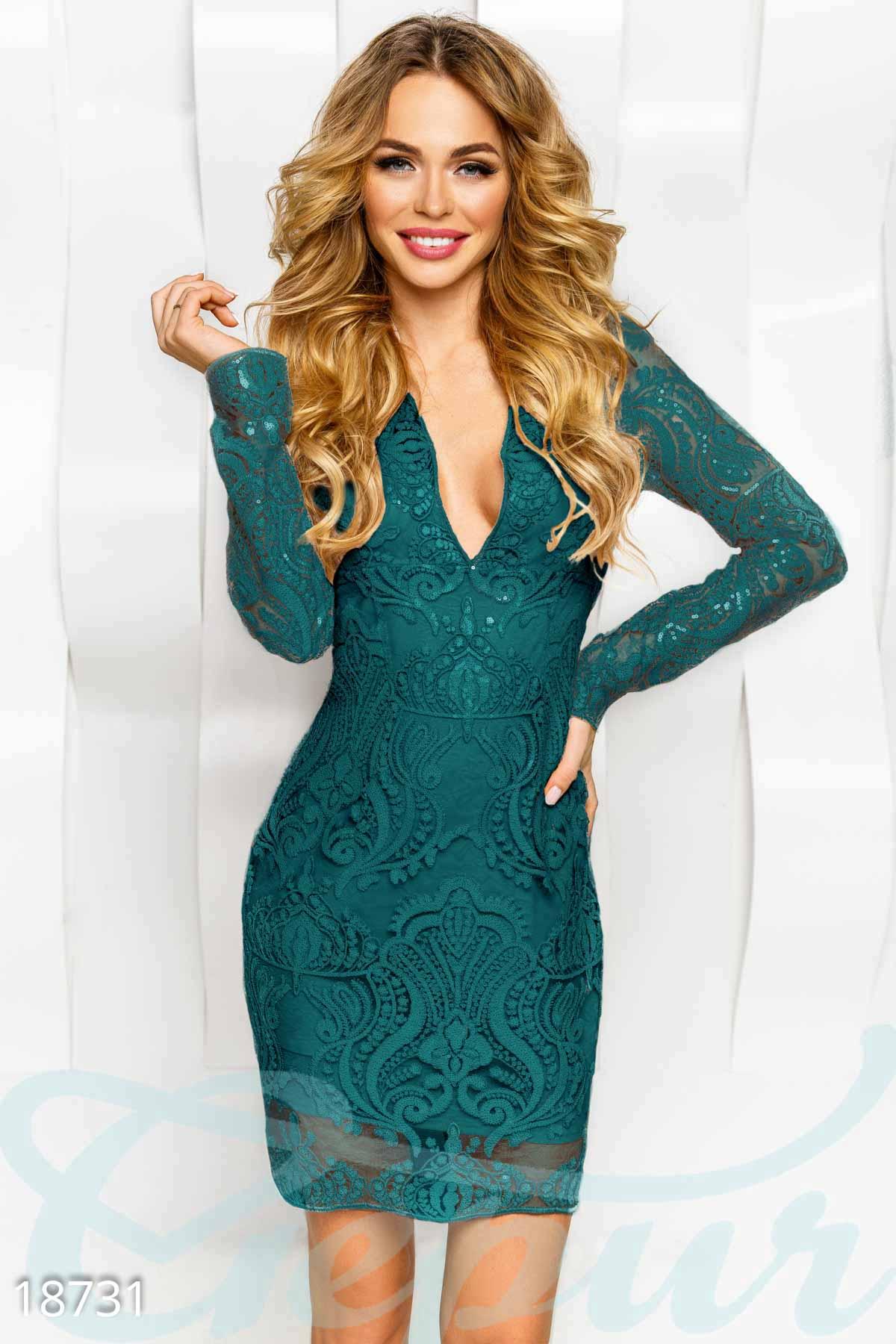 10e17181d488 Вечернее платье с вырезом - купить в Украине и России | GEPUR