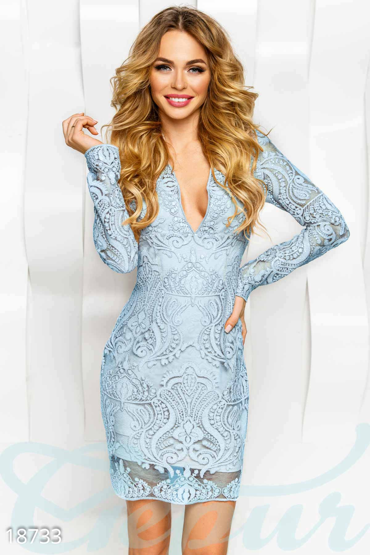 c2ec7e4403e Вечернее платье Gepur - купить оптом и в розницу
