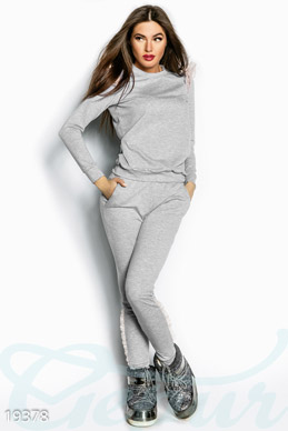 Tracksuit sheer photo 1