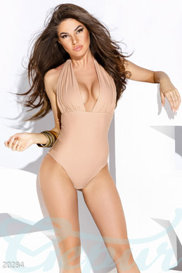 Swimsuit with sweetheart neckline photo 1