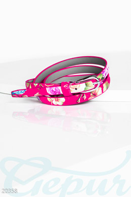 Bright lacquered strap  photo 1