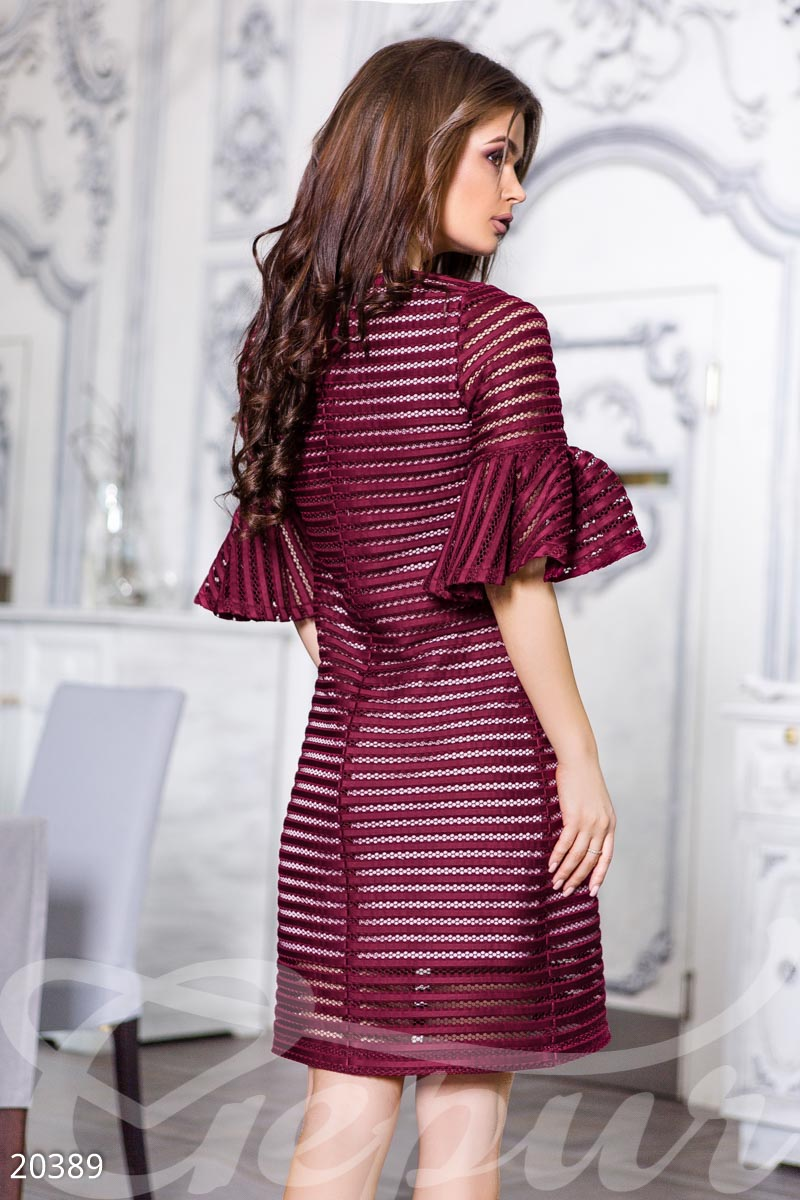 The original dress mesh Red 20389