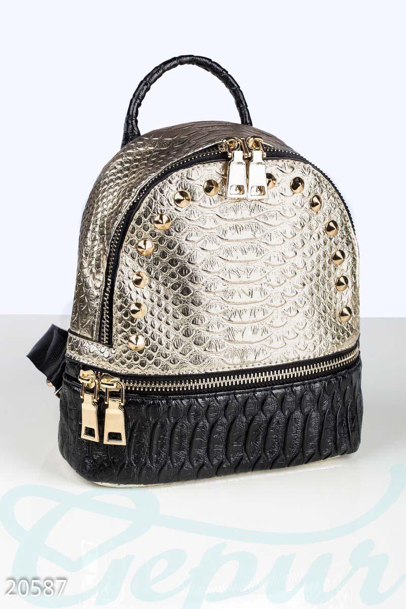 49ac8159843d Маленький женский рюкзак - купить оптом и в розницу | GEPUR