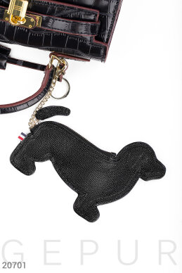 Soft key chain Dog photo 1