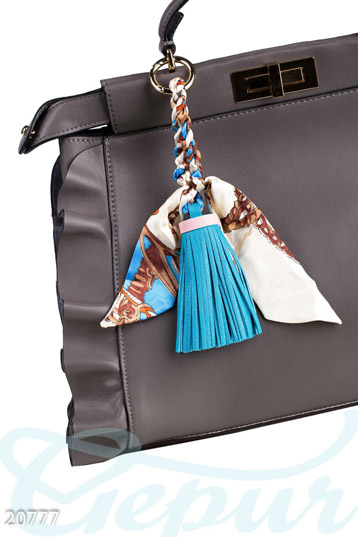 Keychain on the bag  photo 1