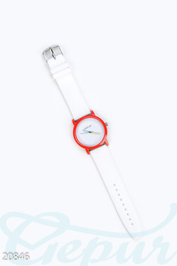 Women's silicone watch  photo 1
