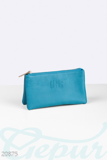 Concise cosmetic bag pencil case  photo 1