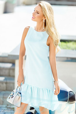 Airy summer dress photo 1
