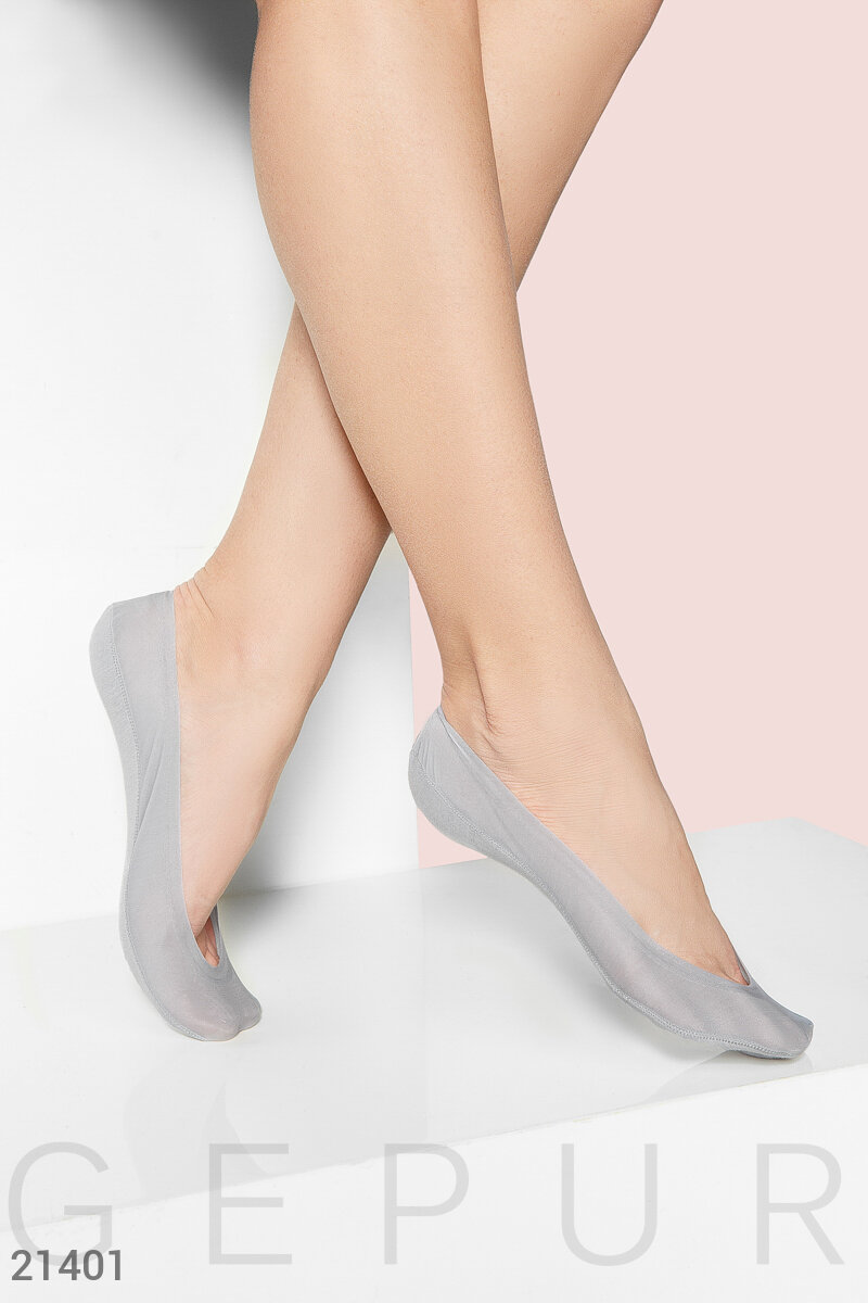 Капроновые носки-следки