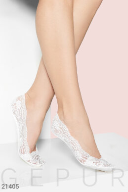 Lace socks-a deal photo 1